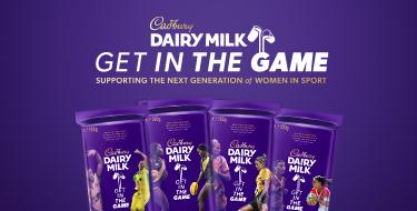 Cadbury Dairy Milk - Get in the Game
