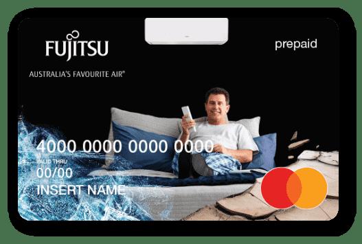 Physical Prepaid Mastercard