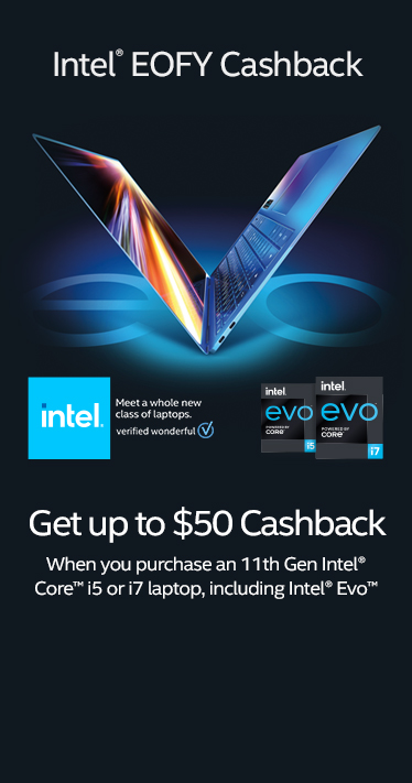Intel Cashback